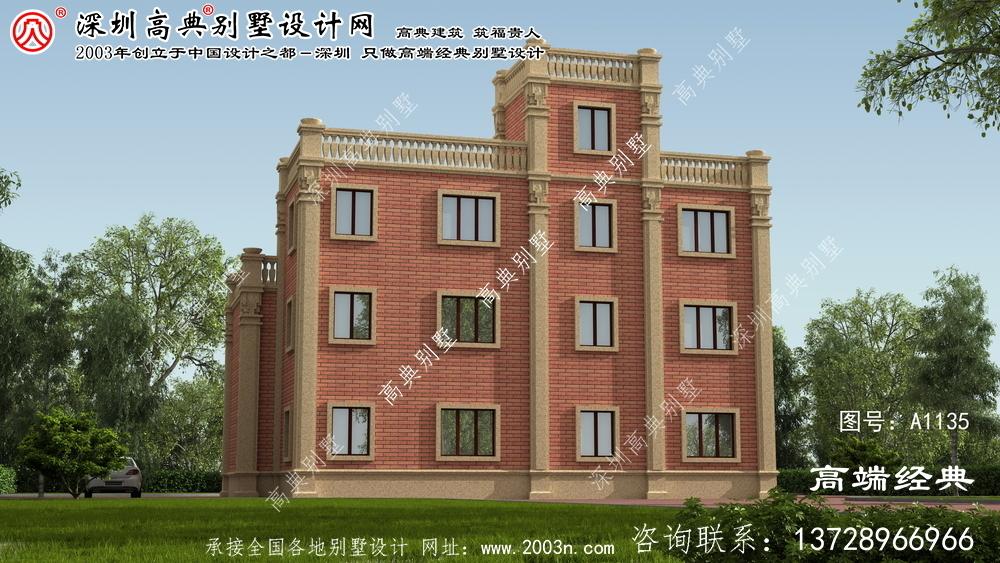 金乡县怎么设计别墅