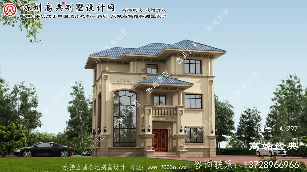 保靖县103别墅设计图纸