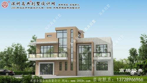 靖西县楼房设计平面图