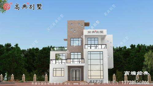 曲水县农村房屋别墅