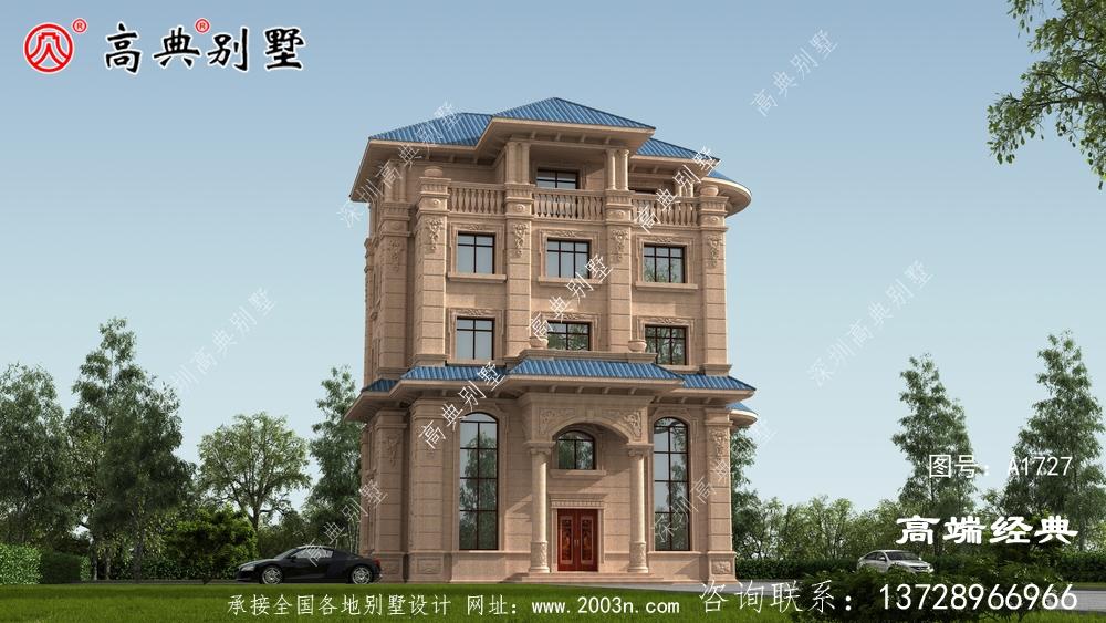 达孜县农村自建别墅图