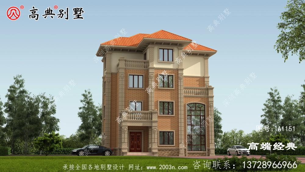 麦盖提县农村自建3层别墅