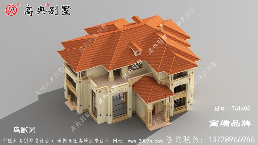 农村房子设计效果图超大户型