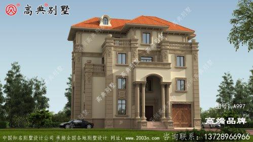 农村四层别墅设计如何