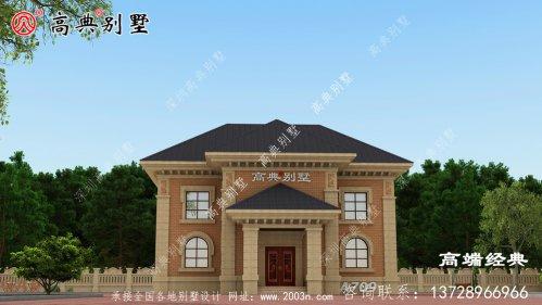 丹阳市独栋别墅这样建