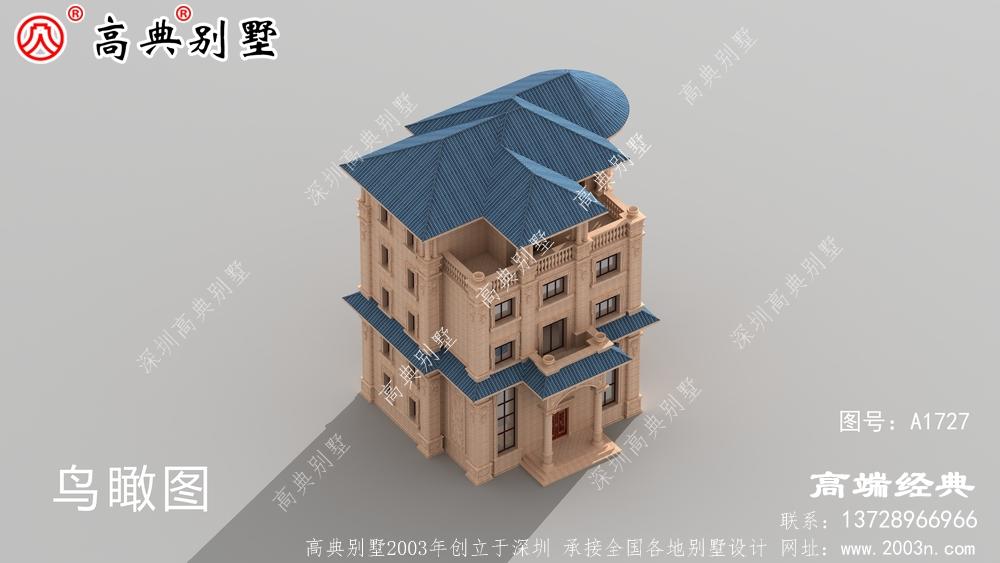 农村房子设计图片外观大气极具风情