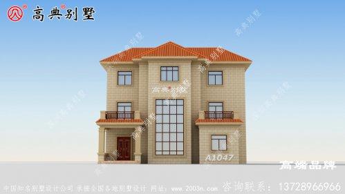 农村房设计平面图在村