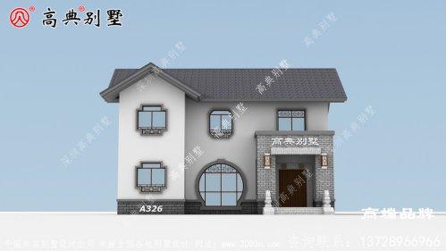 农村房屋设计大气不失
