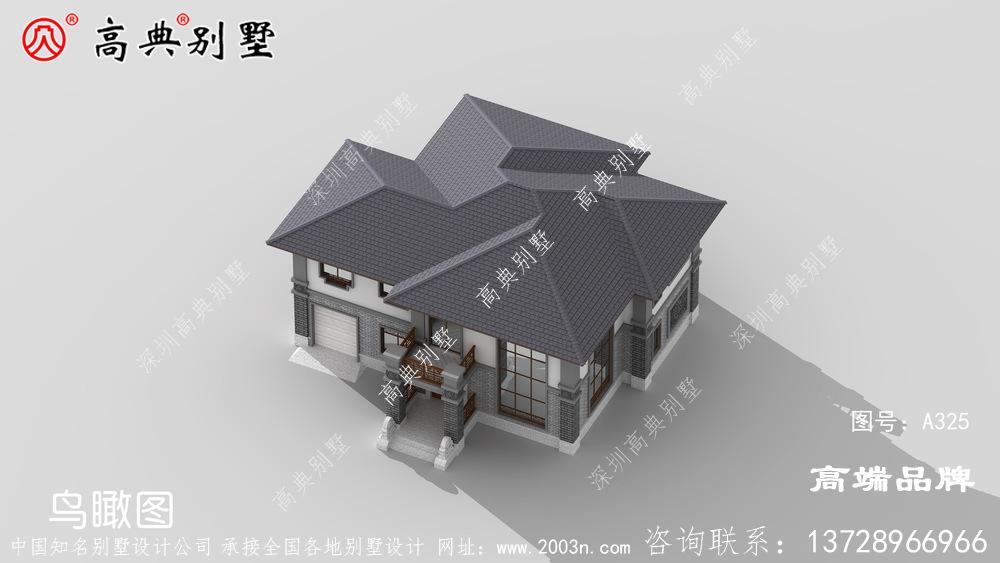 农村房屋外观设计图片渴望回归乡村的你一定会喜欢的!