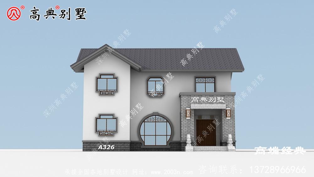 建一栋在村里绝对是最值得划算的住宅