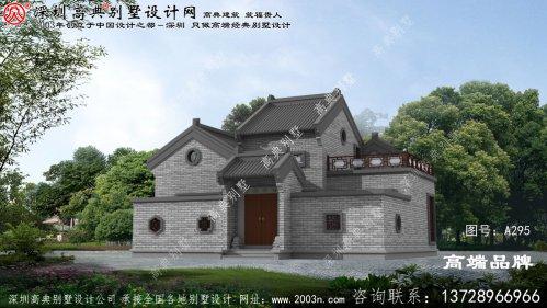 这样的新中式别墅设计