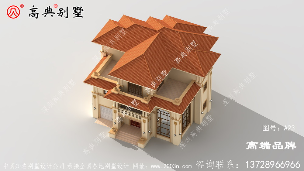 老家建别墅不仅是体面,随之而来的也是更多的尊重