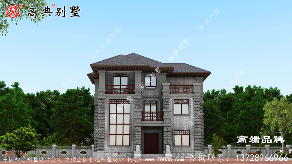 还是中国的别墅最博大精深,永不过时