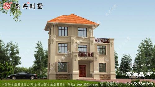 农村别墅与城市的房子