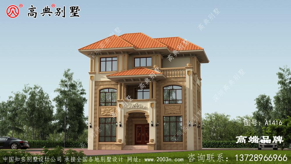 父母不愿融入城市生活,那就为他们在老家建个舒适的房子尽尽孝吧