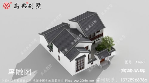 绝美中式庭院别墅,后