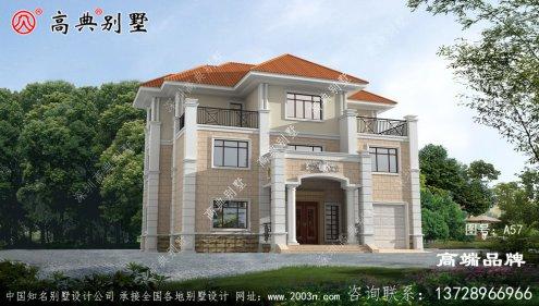 内外兼修的农村新住宅